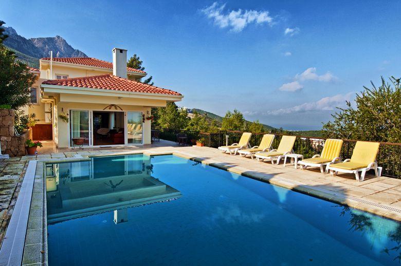 Где расположена лучшая недвижимость Кипра